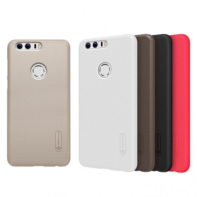 قاب محافظ نیلکین Nillkin Super Frosted Shield For Huawei Honor 8