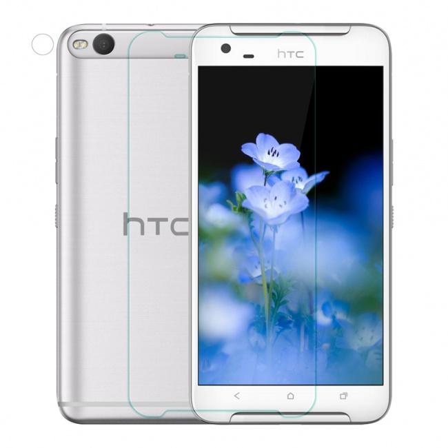 محافظ شفاف صفحه نمایش HTC One X9 Super Clear Anti-fingerprint Protective