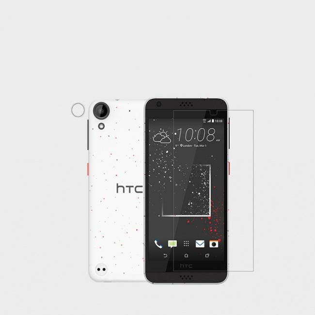 محافظ صفحه نمایش HTC Desire 530/630 Super Clear Anti-fingerprint
