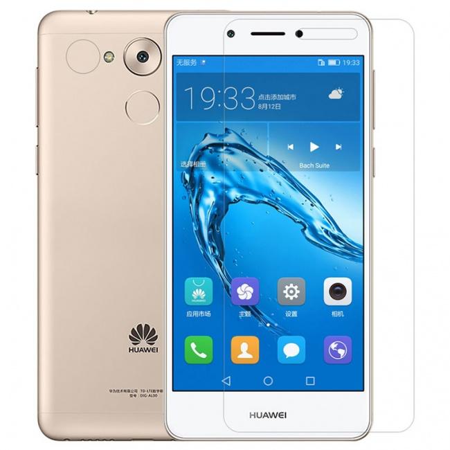 محافظ صفحه نمایش شفاف نیلکین Nillkin Super Clear Screen Protector For Huawei Enjoy 6s