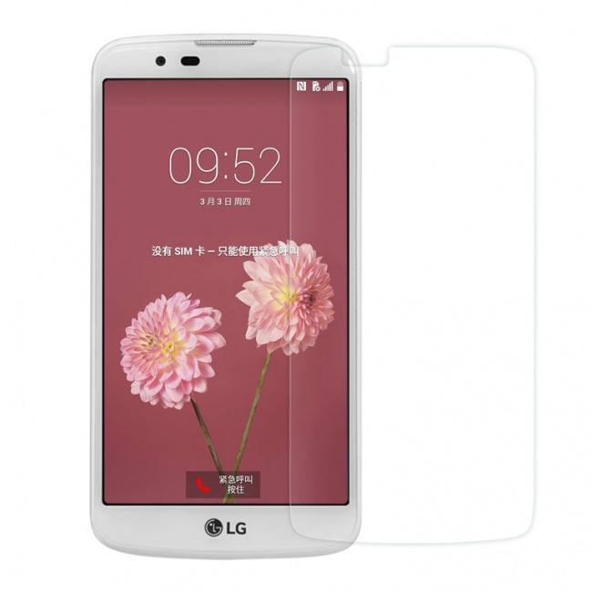 صفحه نمایش شیشه ای LG K10 H Anti-Explosion Glass