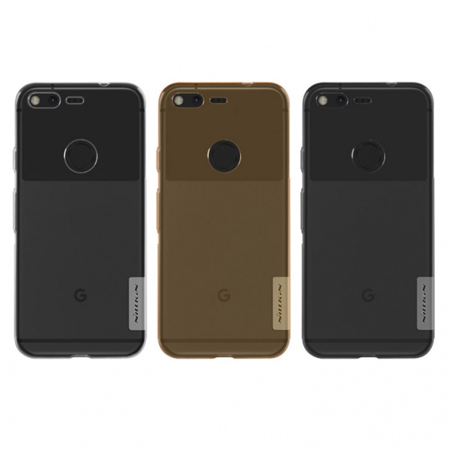 قاب محافظ ژله ای نیلکین Nillkin Nature TPU Case For Google Pixel XL