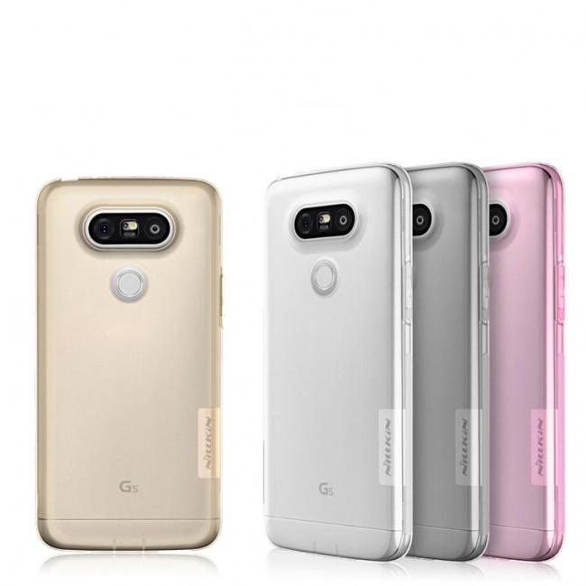 محافظ ژله ای LG G5 TPU Case