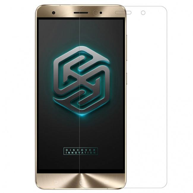 محافظ صفحه نمایش شفاف نیلیکن Nillkin Super Clear Screen Protector For Asus Zenfone 3 Deluxe ZS570KL