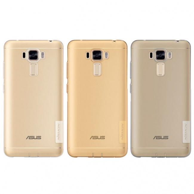 محافظ ژله ای نیلکین Nillkin Nature TPU Case For Asus Zenfone 3 Laser ZC551KL