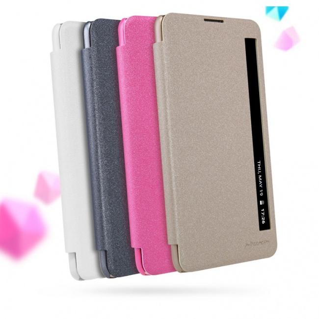 کیف محافظ LG Stylus 2 NEW LEATHER CASE- Sparkle
