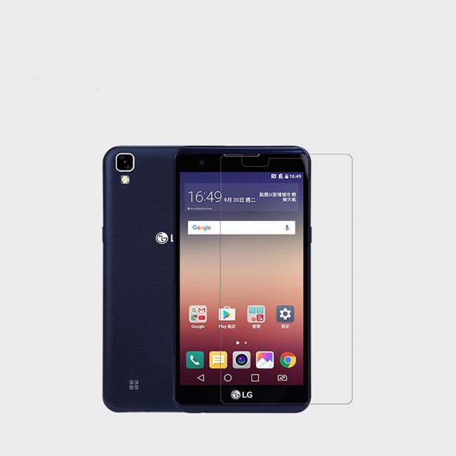 محافظ شفاف صفحه نمایش LG X Power Super Clear Anti-fingerprint