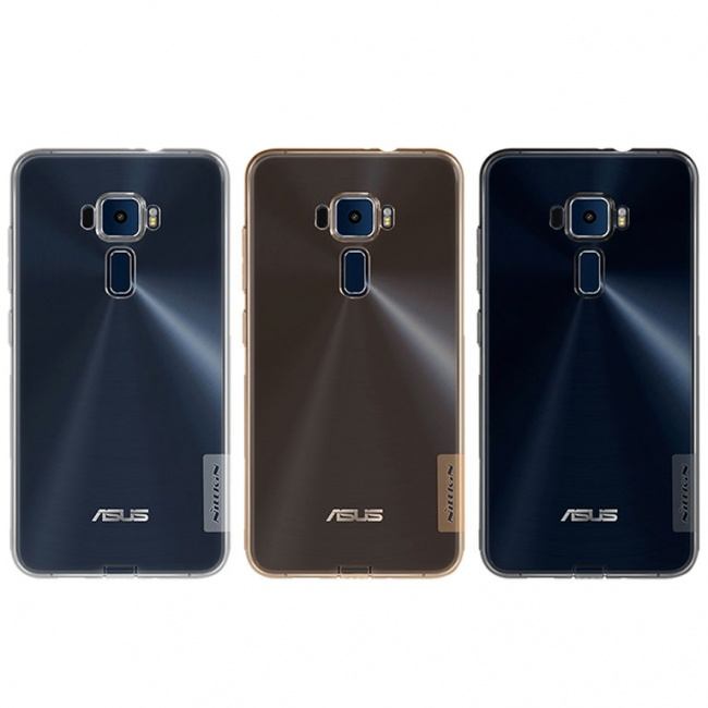 قاب محافظ ژله ای نیلکین Nillkin Nature TPU Case For Asus Zenfone 3 ZE520KL
