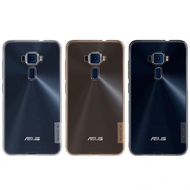 قاب محافظ ژله ای نیلکین Nillkin Nature TPU Case For Asus Zenfone 3 ZE552KL