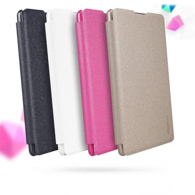 کیف محافظ Sony Xperia XA NEW LEATHER CASE- Sparkle