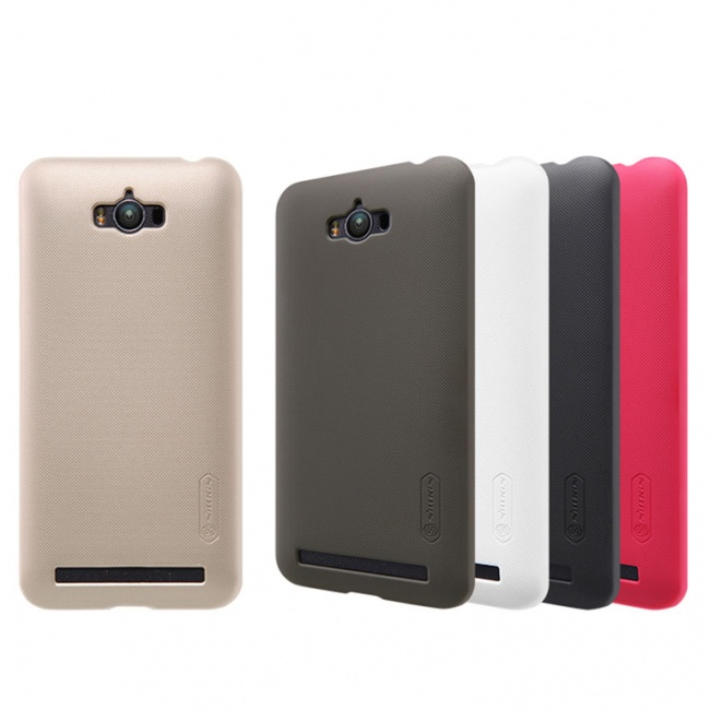 قاب محافظ نیلکین Nillkin Super Frosted Shield For Asus Zenfone Max ZC550KL