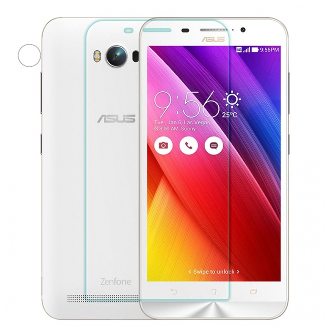محافظ صفحه نمایش شفاف نیلکین Nillkin Super Clear Screen Protector For Asus Zenfone Max ZC550KL