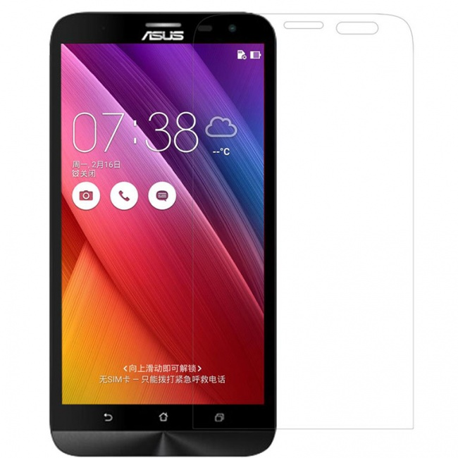 محافظ صفحه نمایش شیشه ای نیلکین Nillkin Amazing H Glass Screen Protector For Asus Zenfone 2 Laser ZE601KL