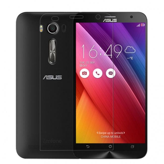 محافظ صفحه نمایش شفاف نیلکین Nillkin Super Clear Screen Protector For Asus Zenfone 2 Laser ZE550KL