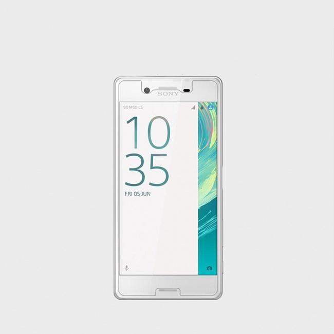 محافظ صفحه نمایش شفاف Sony Xperia X Super Clear Anti-fingerprint