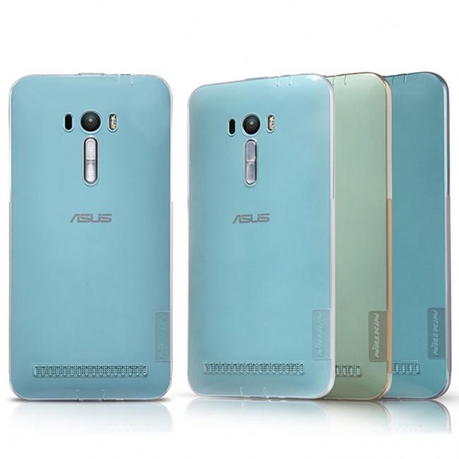 قاب محافظ ژله ای نیلکین Nillkin Nature TPU Case For Asus Zenfone Selfie ZD551KL