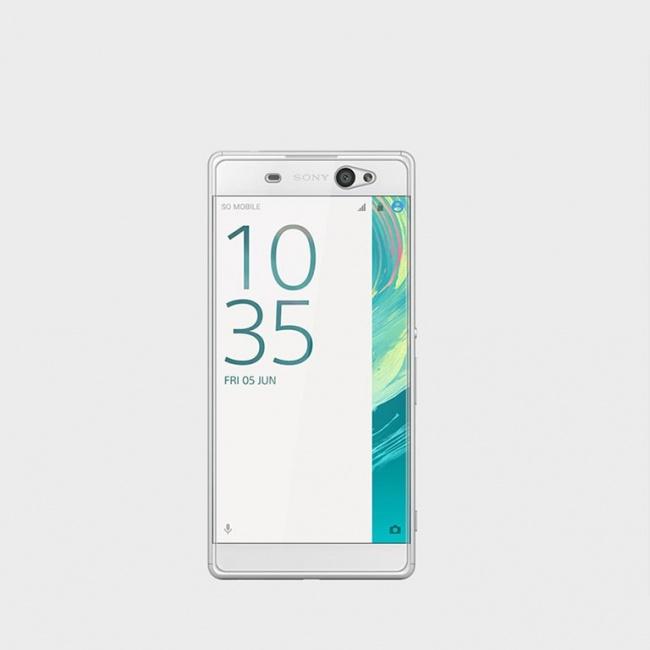 محافظ صفحه نمایش شفاف Sony Xperia XA Ultra Super Clear Anti-fingerprint