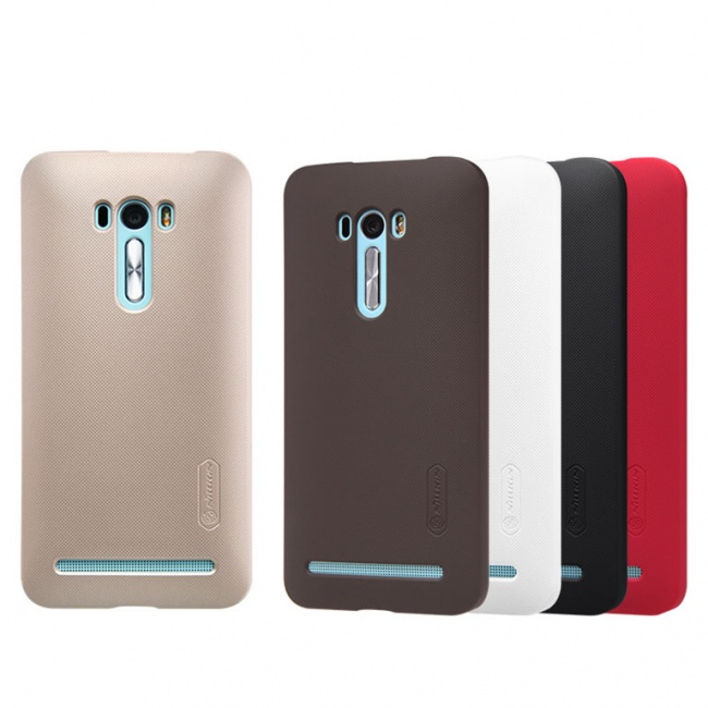 قاب محافظ نیلکین Nillkin Super Frosted Shield For Asus Zenfone Selfie ZD551KL