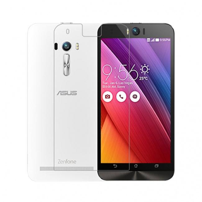 محافظ صفحه نمایش شفاف نیلکین Nillkin Super Clear Screen Protector For Asus Zenfone Selfie ZD551KL