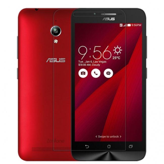 محافظ صفحه نمایش شیشه ای نیلکین Nillkin Amazing H Glass Screen Protector For Asus Zenfone Go ZC500TG