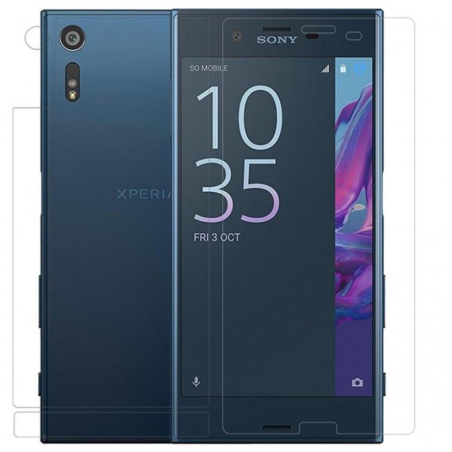 محافظ شیشه ای Sony Xperia XZ H Anti-Explosion Glass