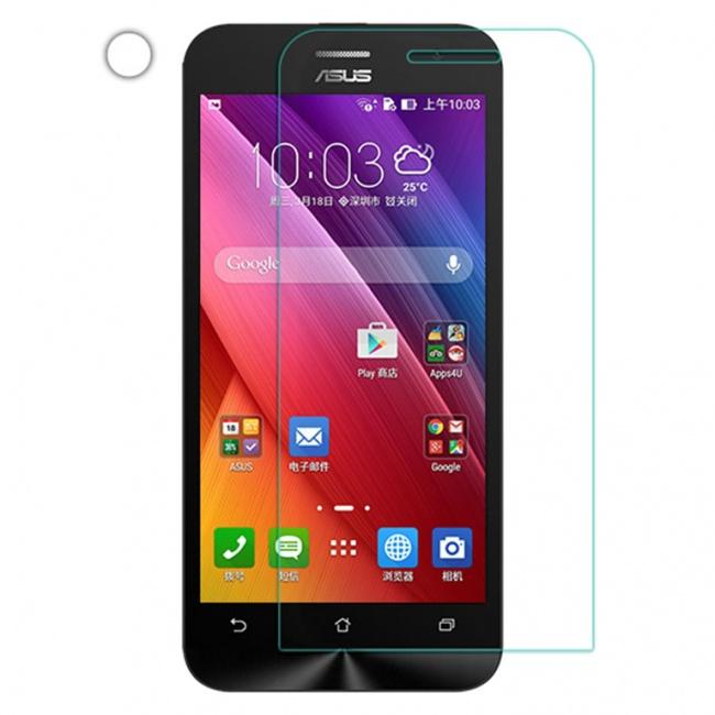محافظ صفحه نمایش شیشه ای نیلکین Nillkin Amazing H Glass Screen Protector For Asus Zenfone 2 ZE500CL
