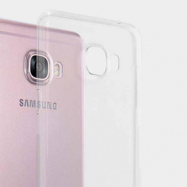 قاب محافظ نیلکین  nillkin TPU case For Samsung Galaxy C5