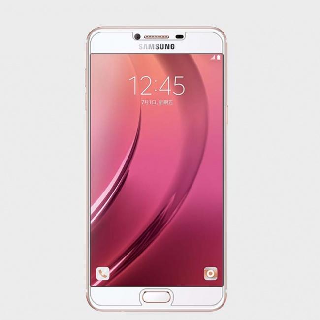 محافظ صفحه نمایش نیلکین Nillkin Matte Protective Film For Samsung Galaxy C7
