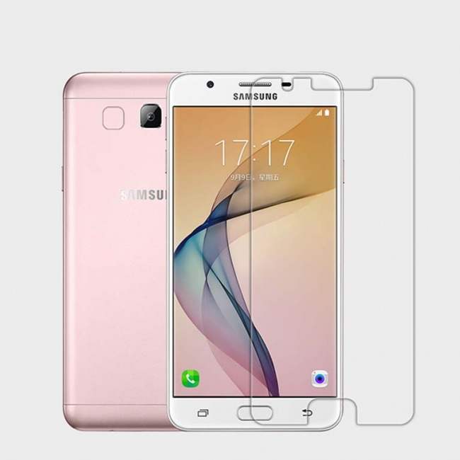 محافظ صفحه نمایش Nillkin Super Clear Anti-fingerprint For Samsung Galaxy J5 prime