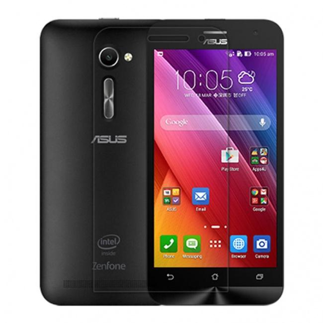 محافظ صفحه نمایش شفاف نیلکین Nillkin Super Clear Screen Protector For Asus Zenfone 2 ZE500CL