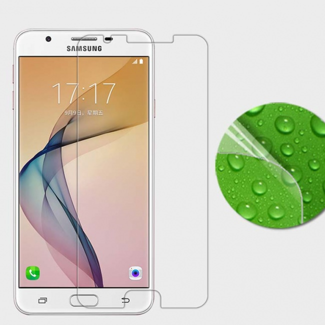 محافظ صفحه نمایش Nillkin Super Clear Anti-fingerprint For Samsung Galaxy J7 Prime