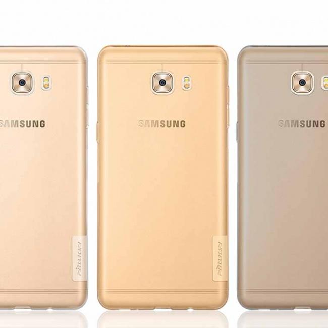 قاب محافظ Nillkin TPU case For Samsung Galaxy C9 Pro