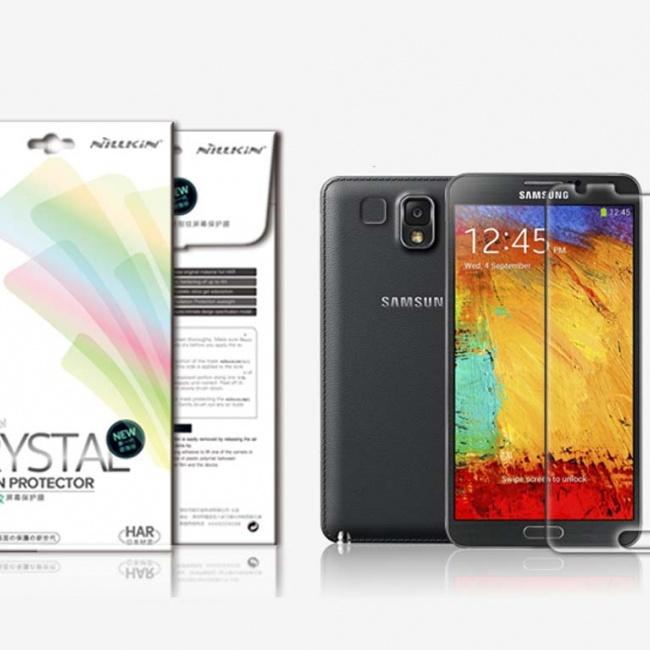 محافظ صفحه نمایش Nillkin Super Clear Anti-fingerprint Protective Film For Samsung GALAXY Note 3