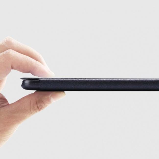 کیف چرمی  Nillkin New Leather Case-Ice leather case For Samsung GALAXY S5