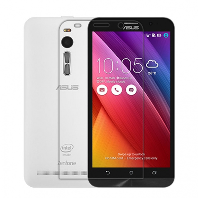 محافظ صفحه نمایش شفاف نیلکین Nillkin Super Clear Screen Protector For Asus Zenfone 2 ZE551ML