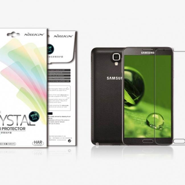 محافظ صفحه نمایش Nillkin Super Clear Anti- fingerprint Protective Film For Samsung Galaxy Note 3 Neo