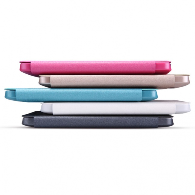 کیف محافظ جرمی نیلکین Nillkin Sparkle Leather Case For Asus Zenfone 5 Lite A502CG