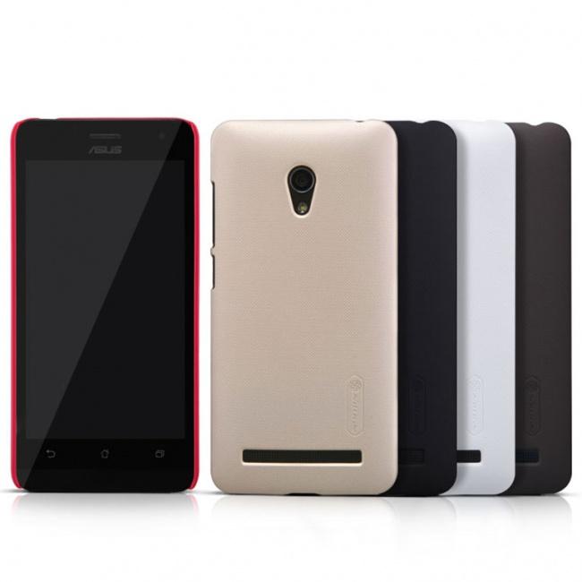 قاب محافظ نیلکین Nillkin Super Frosted Shield For Asus Zenfone 5 Lite A502CG