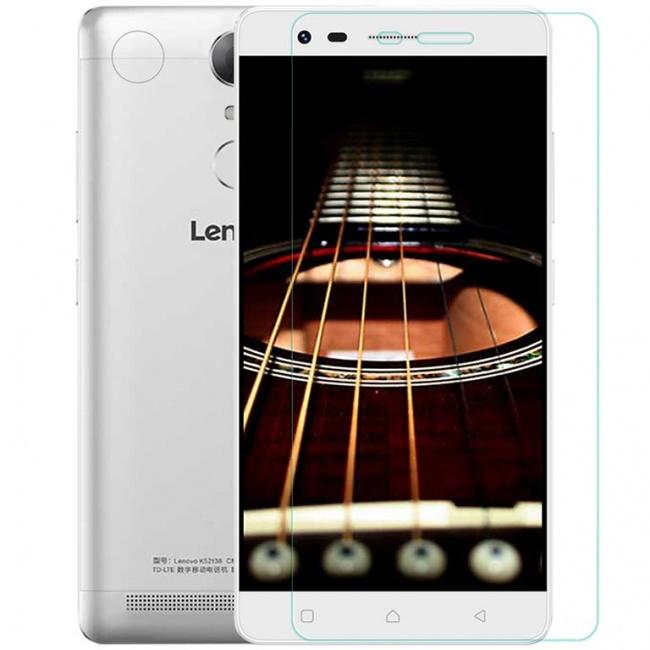 محافظ صفحه نمایش شیشه ای Lenovo K5 Note H Anti-Explosion Glass