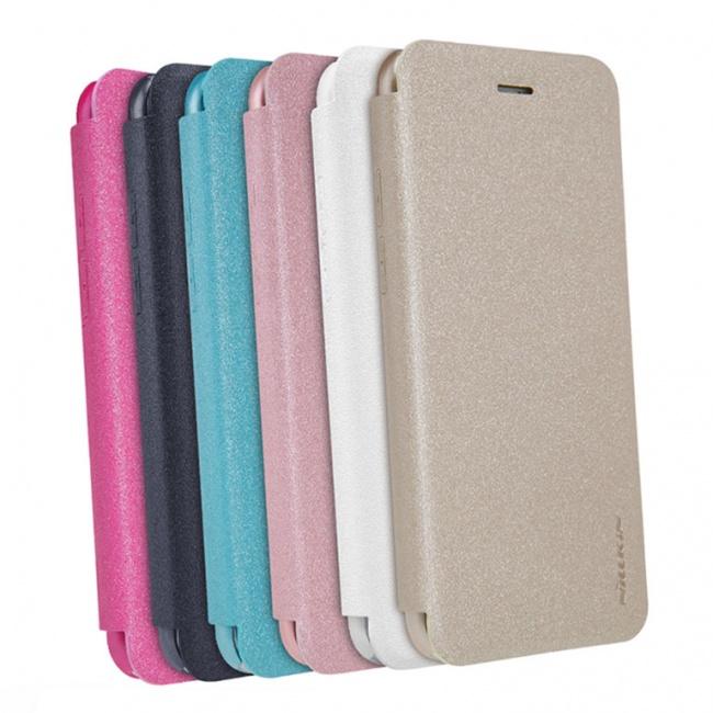 کیف محافظ نیلکین Nillkin Sparkle Leather Case For Apple iphone 7 Plus