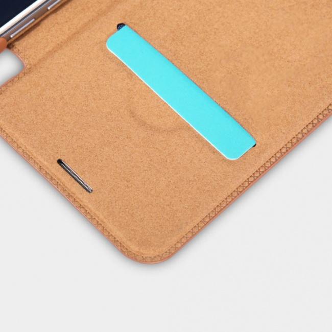 کیف محافظ نیلکین Nillkin Qin leather case For Samsung Galaxy S7