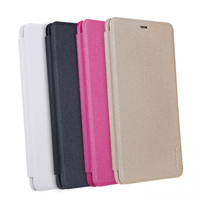 کیف محافظ چرمی نیلکین Nillkin Sparkle Leather Case For Xiaomi 5S Plus