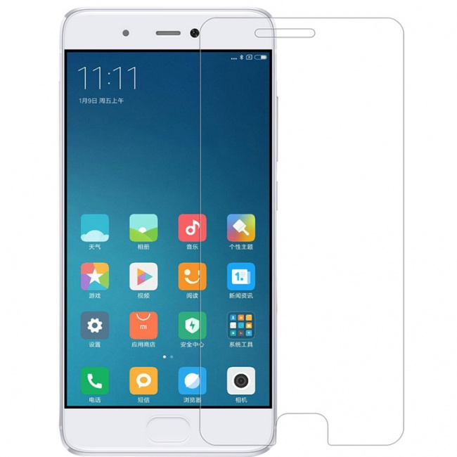 محافظ صفحه نمایش شفاف نیلکین Nillkin Super Claer Screen Protector For Xiaomi Mi 5S