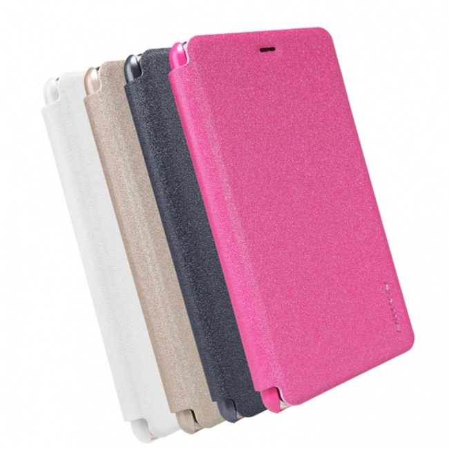 کیف محافظ چرمی نیلکین Nillkin Sparkle Leather Case For Xiaomi M4S