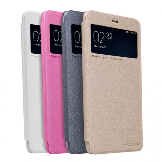کیف محافظ چرمی نیلکین Nillkin Sparkle Leather Case For Xiaomi M5