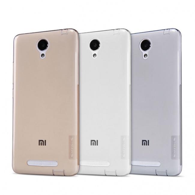 قاب محافظ ژله ای نیلکین Nillkin Nature TPU Case For Xiaomi RedMi Note 2
