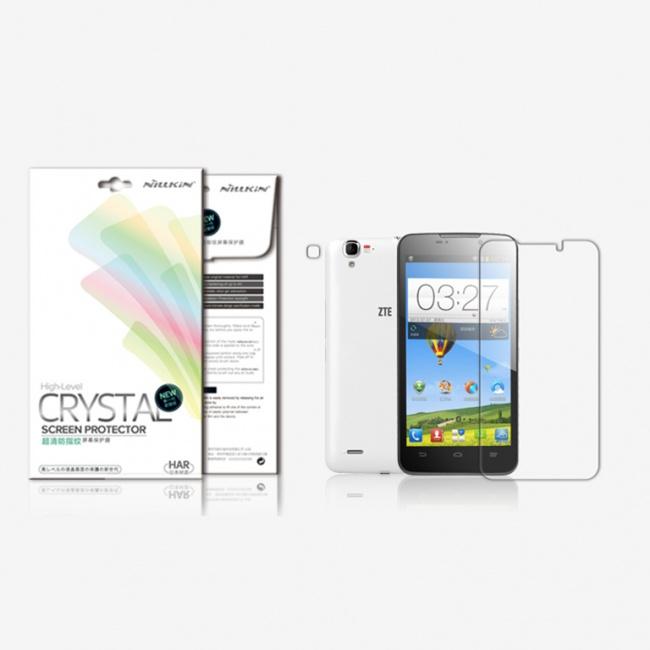 محافظ صفحه نمایش شفاف ZTE Memo 5S Super Clear Anti-fingerprint