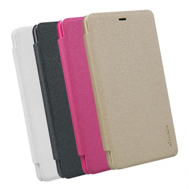 کیف محافظ چرمی نیلکین Nillkin Sparkle Leather Case For Xiaomi Mi4i