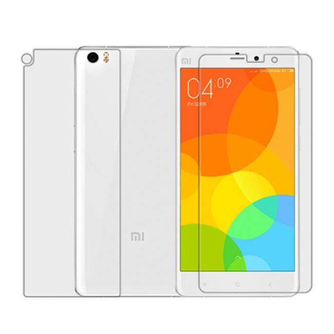 محافظ صفحه نمایش شفاف نیلکین Nillkin Super Clear Screen Protector For Xiaomi MI Note