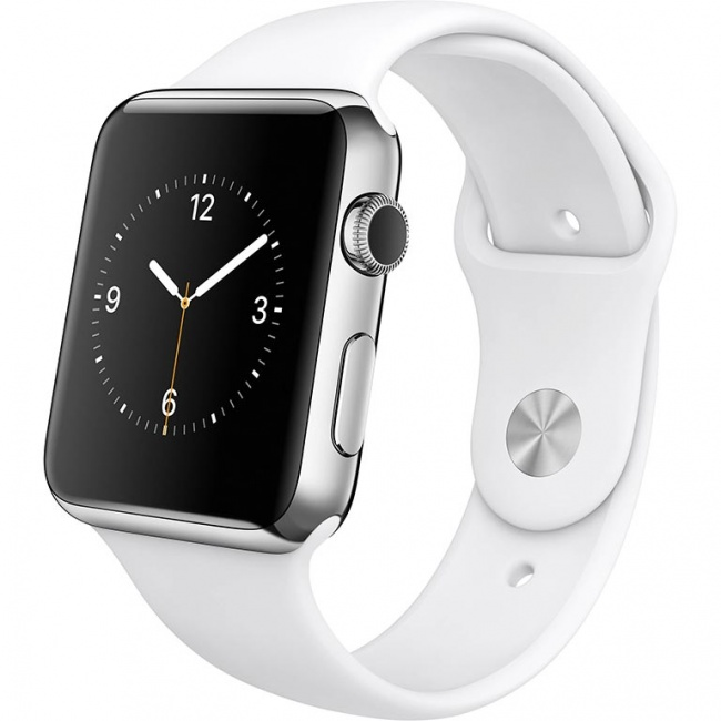 محافظ شفاف صفحه نمایش Apple Watch 38mm Super Clear Anti-fingerprint